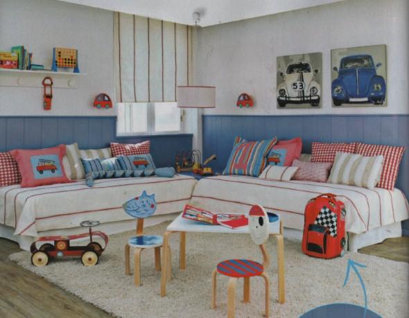 Almofadas para decorar quarto de criança 004