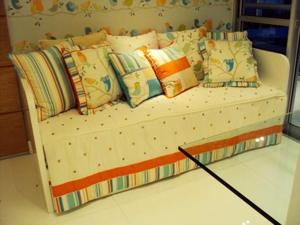 Almofadas para decorar quarto de criança 006