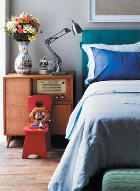 Usar eletrodomésticos antigos na decoração 005