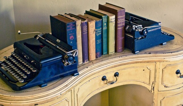 Usar eletrodomésticos antigos na decoração 013