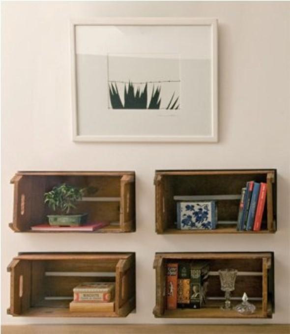 Casa mais organizada com o uso de nichos decorativos 003