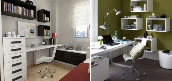 Casa mais organizada com o uso de nichos decorativos 004