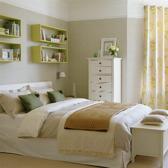 Casa mais organizada com o uso de nichos decorativos 005