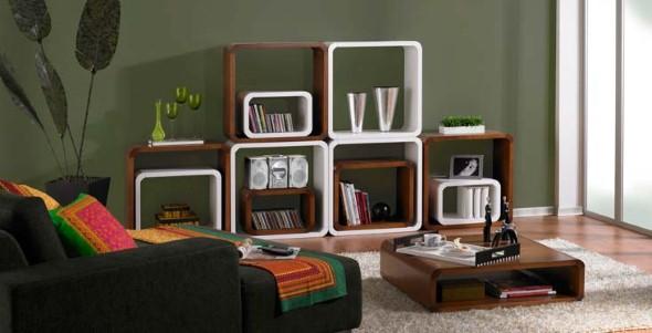Casa mais organizada com o uso de nichos decorativos 006