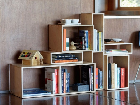 Casa mais organizada com o uso de nichos decorativos 007