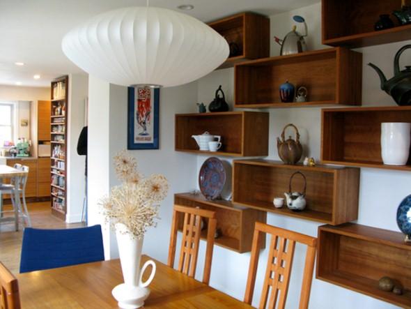 Casa mais organizada com o uso de nichos decorativos 012