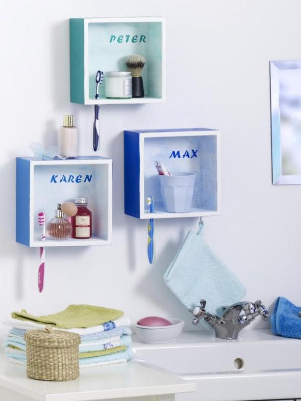 Casa mais organizada com o uso de nichos decorativos 013