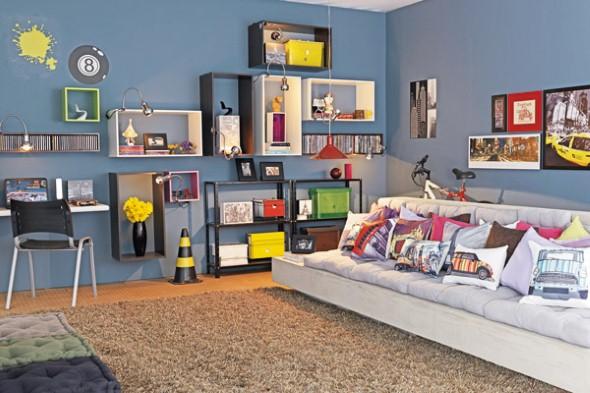 Casa mais organizada com o uso de nichos decorativos 015