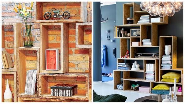 Casa mais organizada com o uso de nichos decorativos 016