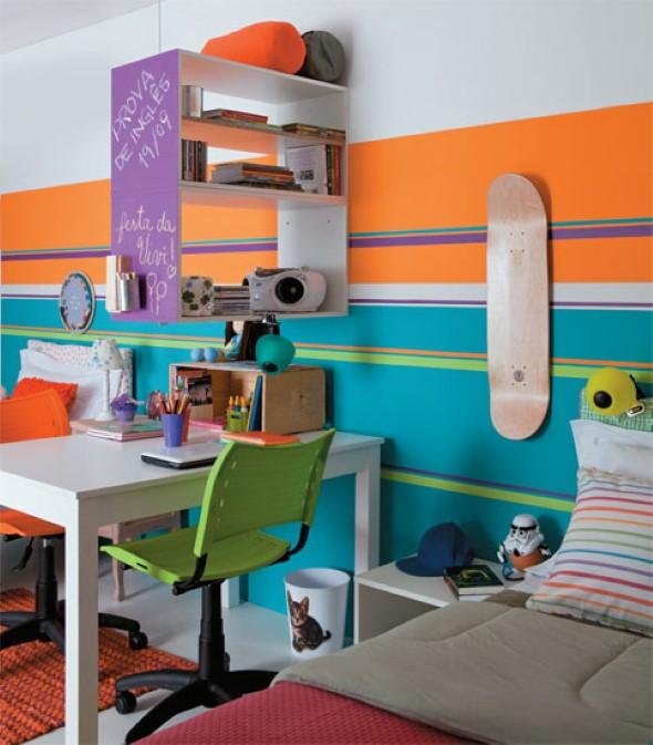 Casa mais organizada com o uso de nichos decorativos 017