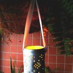 Como montar lanternas de lata para decoração 003