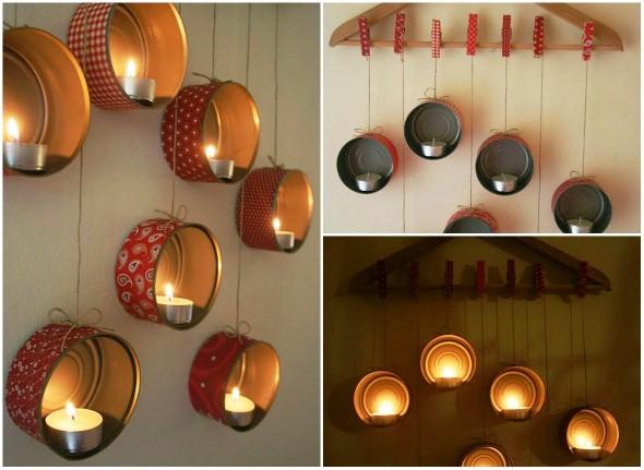 Como montar lanternas de lata para decoração 010