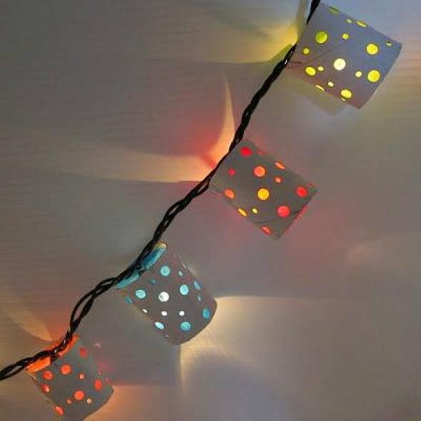 Como montar lanternas de lata para decoração 014