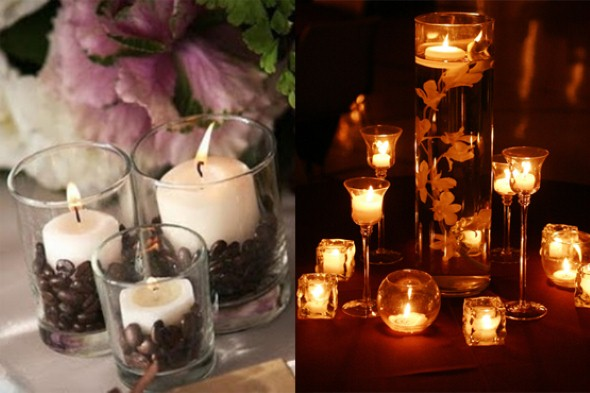 Como montar velas para decorar a casa 013