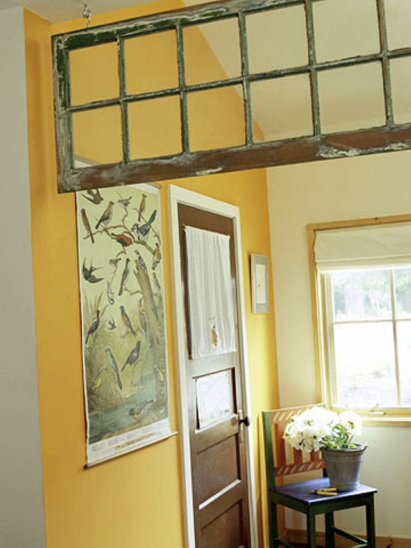 Portas antigas na decoração 016