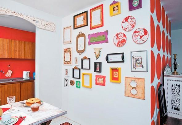 Quadros modernos em casa 016
