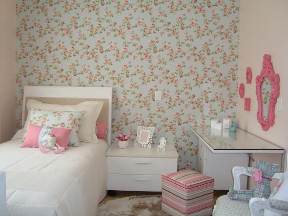 Como decorar paredes com tecido 002