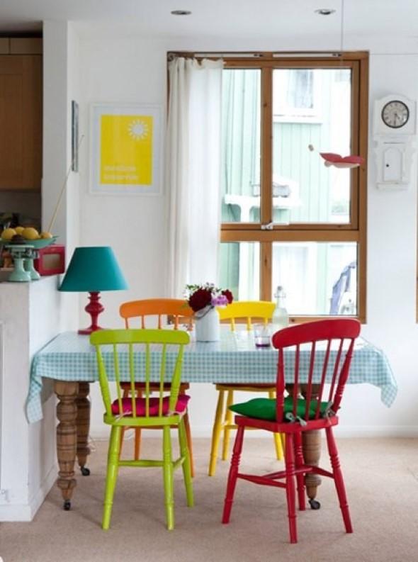 Como reformar cadeira velha para decoração 006