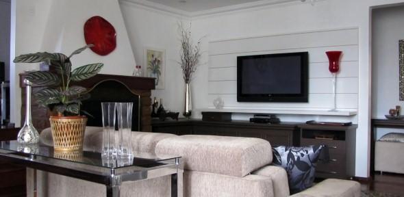 Montar um painel para TV em casa 002