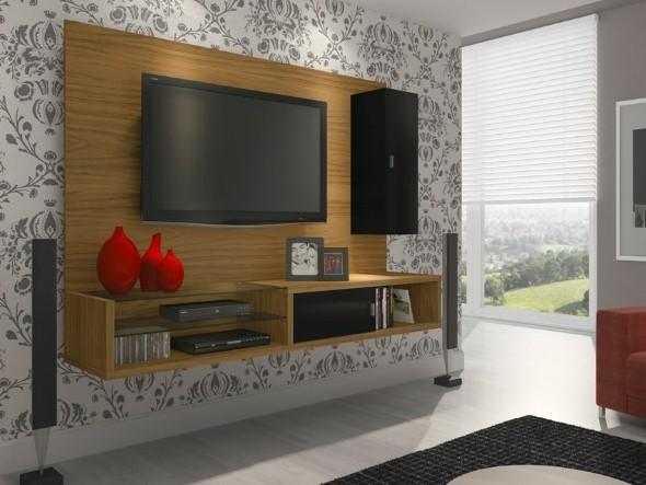 Montar um painel para TV em casa 011