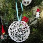Fazer bolinha para árvore de Natal diferente 001