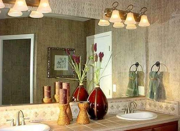 decorar bancada de banheiro 2