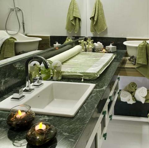 decorar bancada de banheiro 3