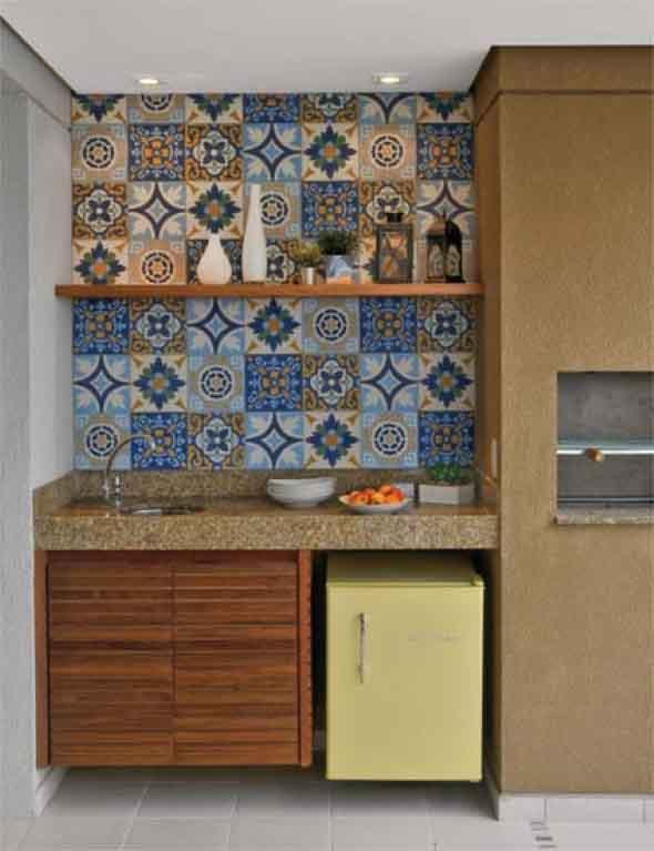 Decorar a pia da cozinha 012