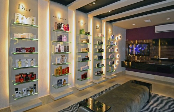 Decorar loja de perfume 002