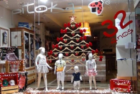 Decorar lojas para o Natal 007