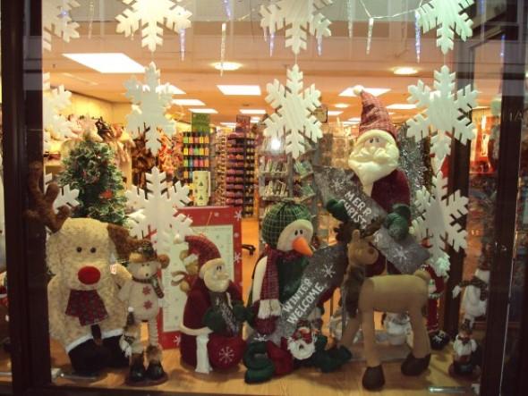 Decorar lojas para o Natal 011