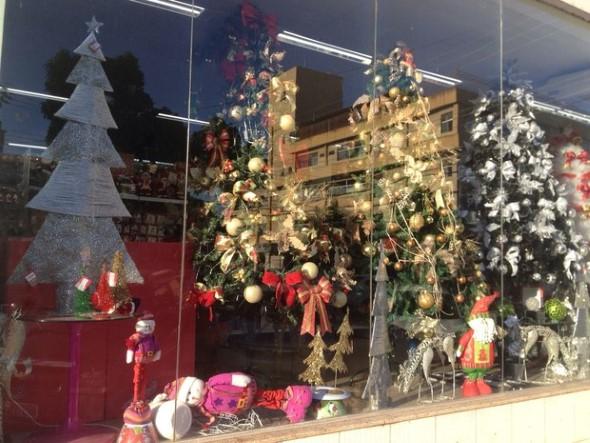 Decorar lojas para o Natal 013