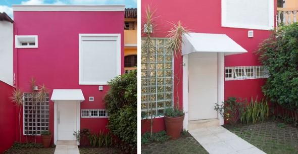 Fachadas de casas simples 006