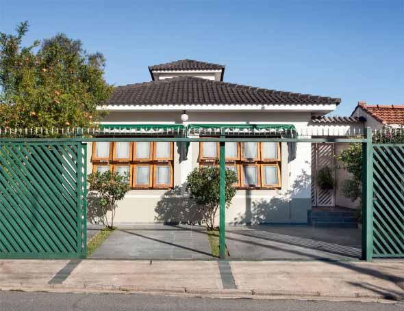 Fachadas de casas simples 010