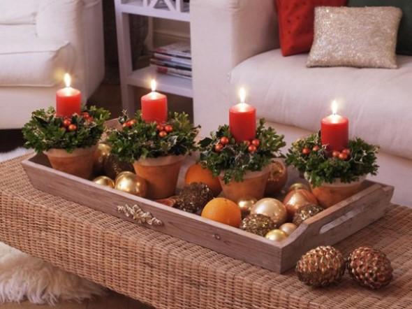 Ideias para decorar o Natal 007