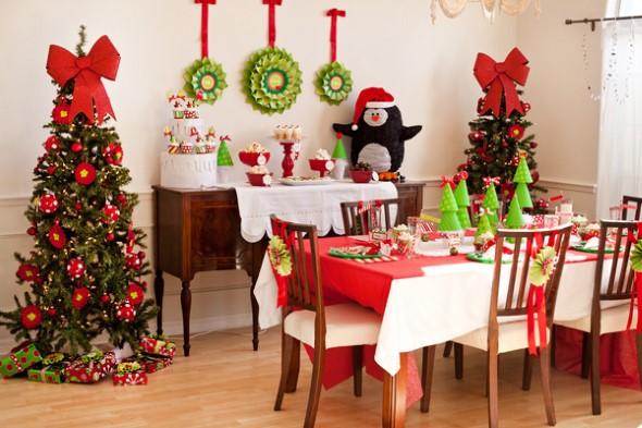 Ideias para decorar o Natal 012