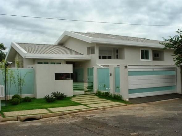 Fachadas de casas 002