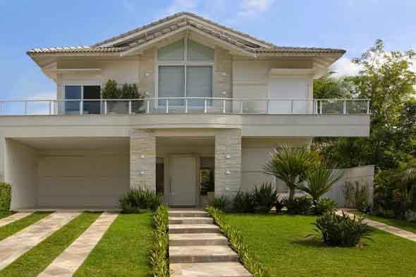 Fachadas de casas 012