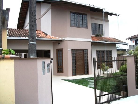 Fachadas de casas 016