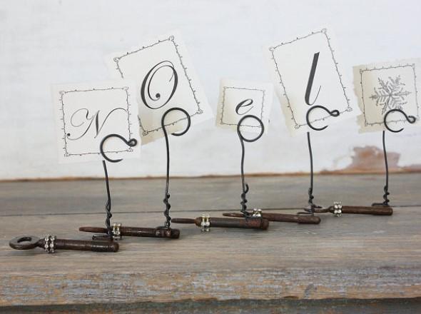 Transforme chaves velhas em objetos de decoração 010