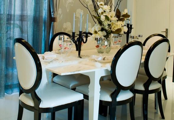 decorar sala de jantar para receber amigos 014