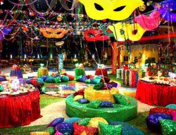 Decoração de carnaval 002