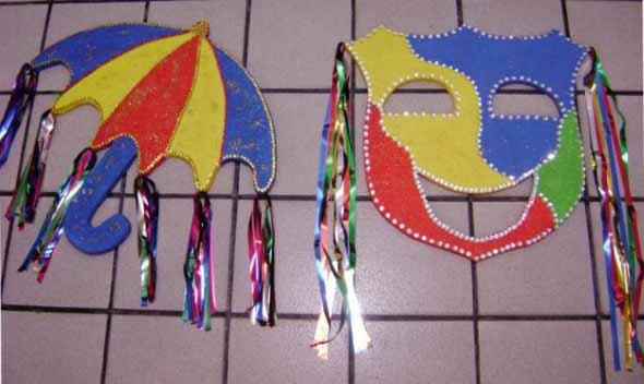 Decoração de carnaval 003