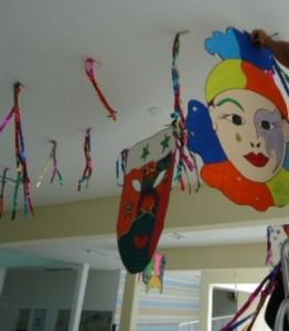 Decoração de carnaval 004