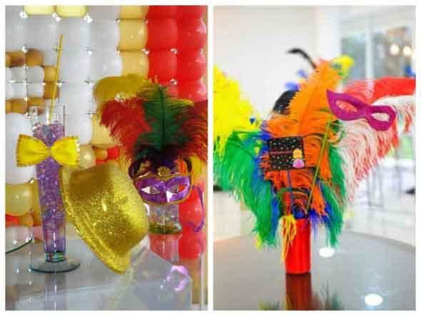 Decoração de carnaval 013
