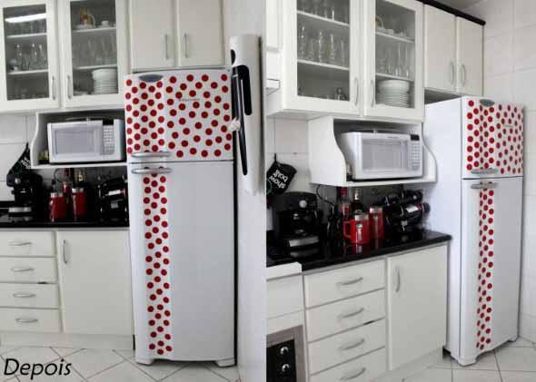 Decorar e renovar a cozinha com papel contact 001