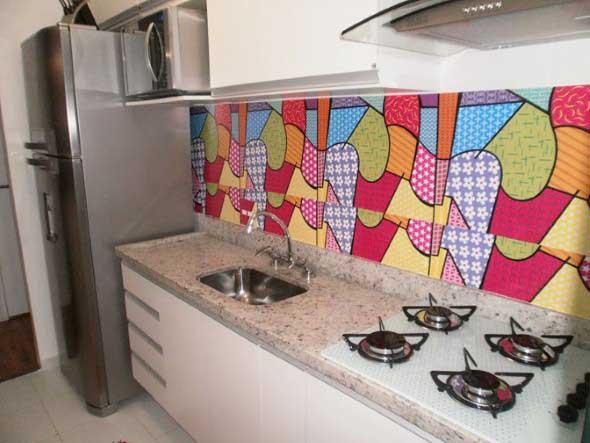 Decorar e renovar a cozinha com papel contact 005