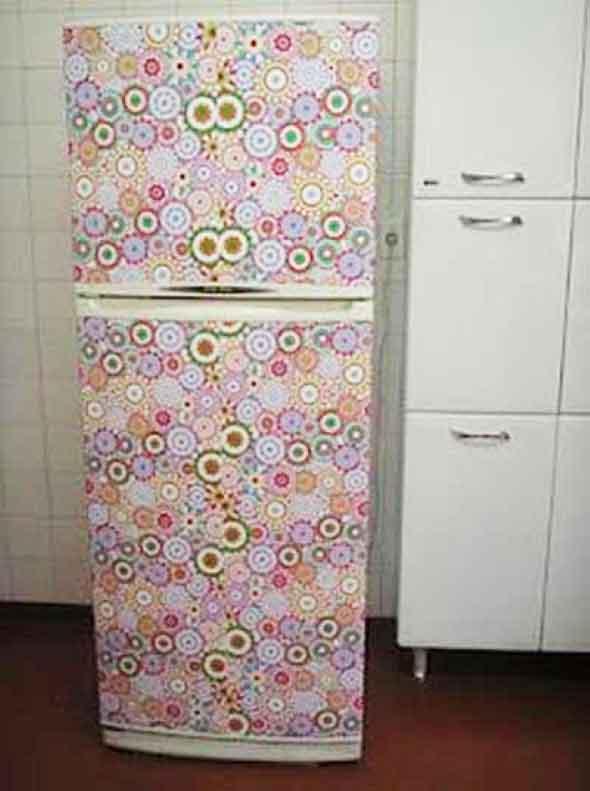 Decorar e renovar a cozinha com papel contact 008