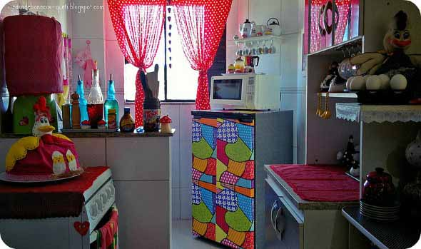 Decorar e renovar a cozinha com papel contact 013