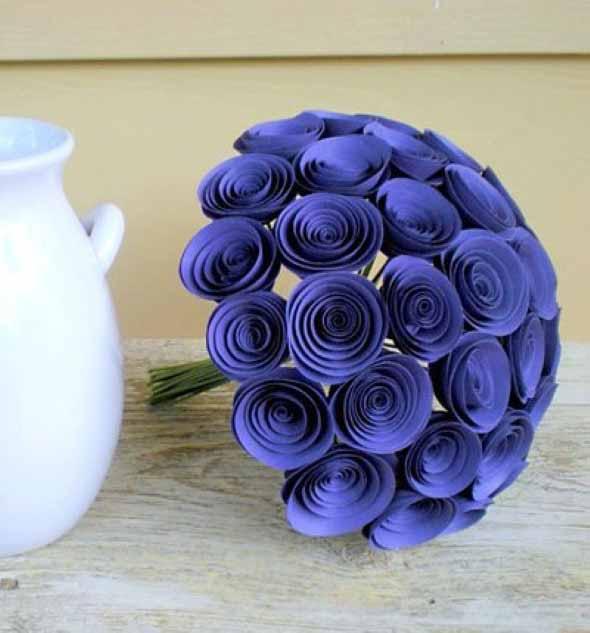 Flores de papel para o Dia das Mães 005